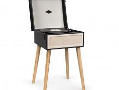 Choisir un meuble tourne-disques