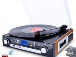 Choisir un tourne-disques Bluetooth